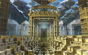 El Templo de Suspisia by Vidom