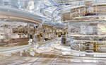 Sketch - Airport shops