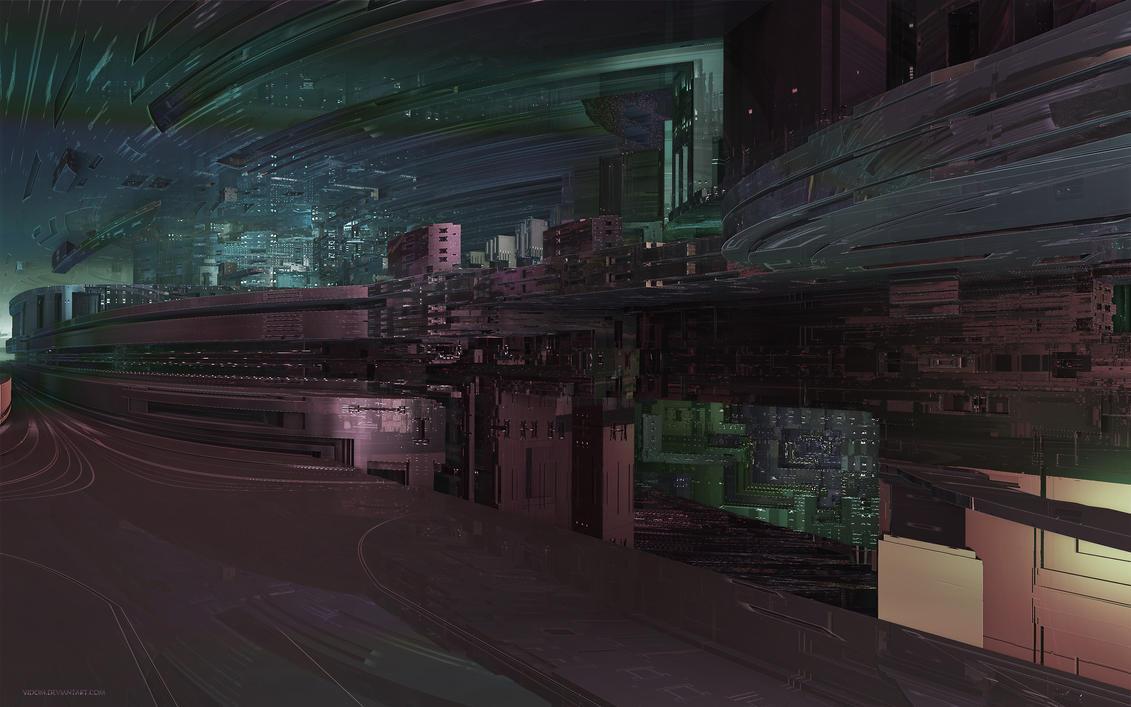 Hikari To Kage by Vidom