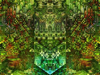 Mechanical garden by Vidom
