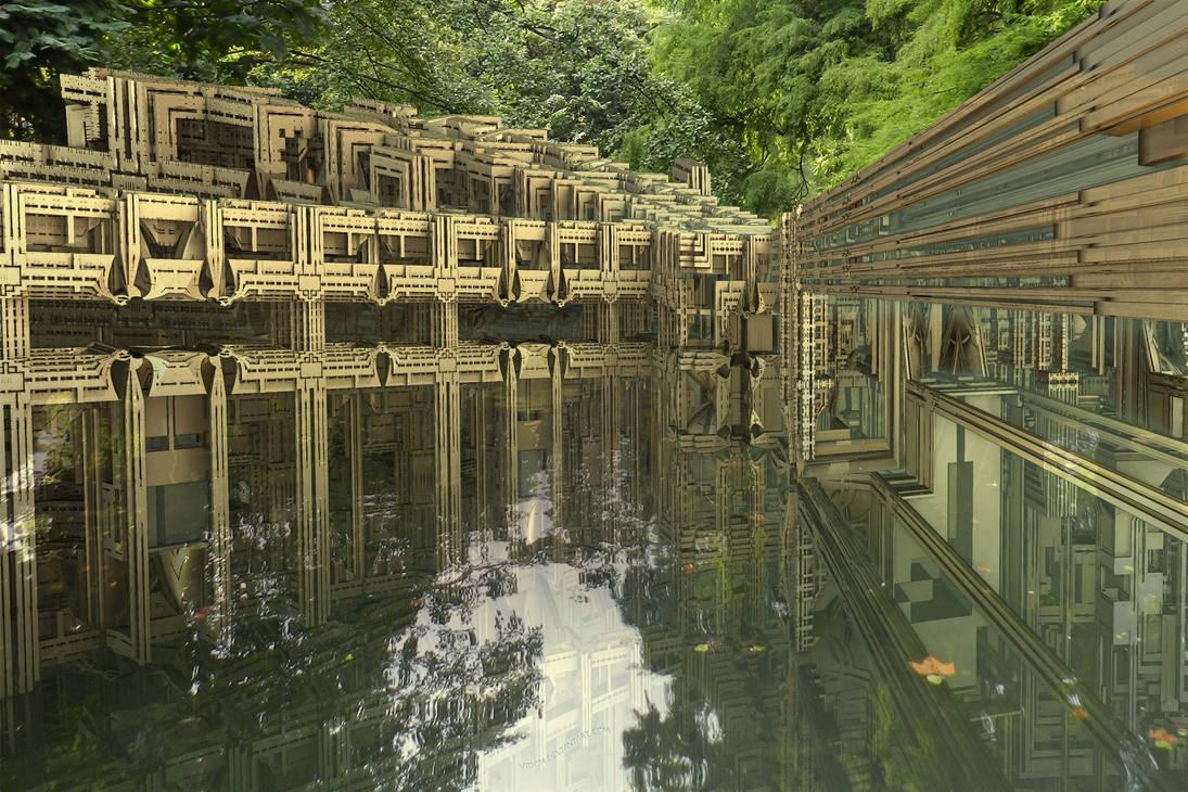 Architectura naturalis by Vidom