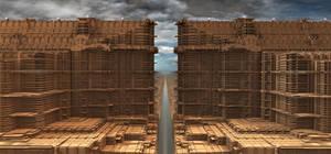 Building New Panama by Vidom
