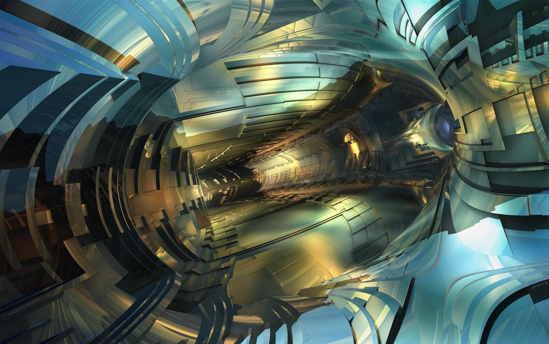 Entering Spektr module by Vidom