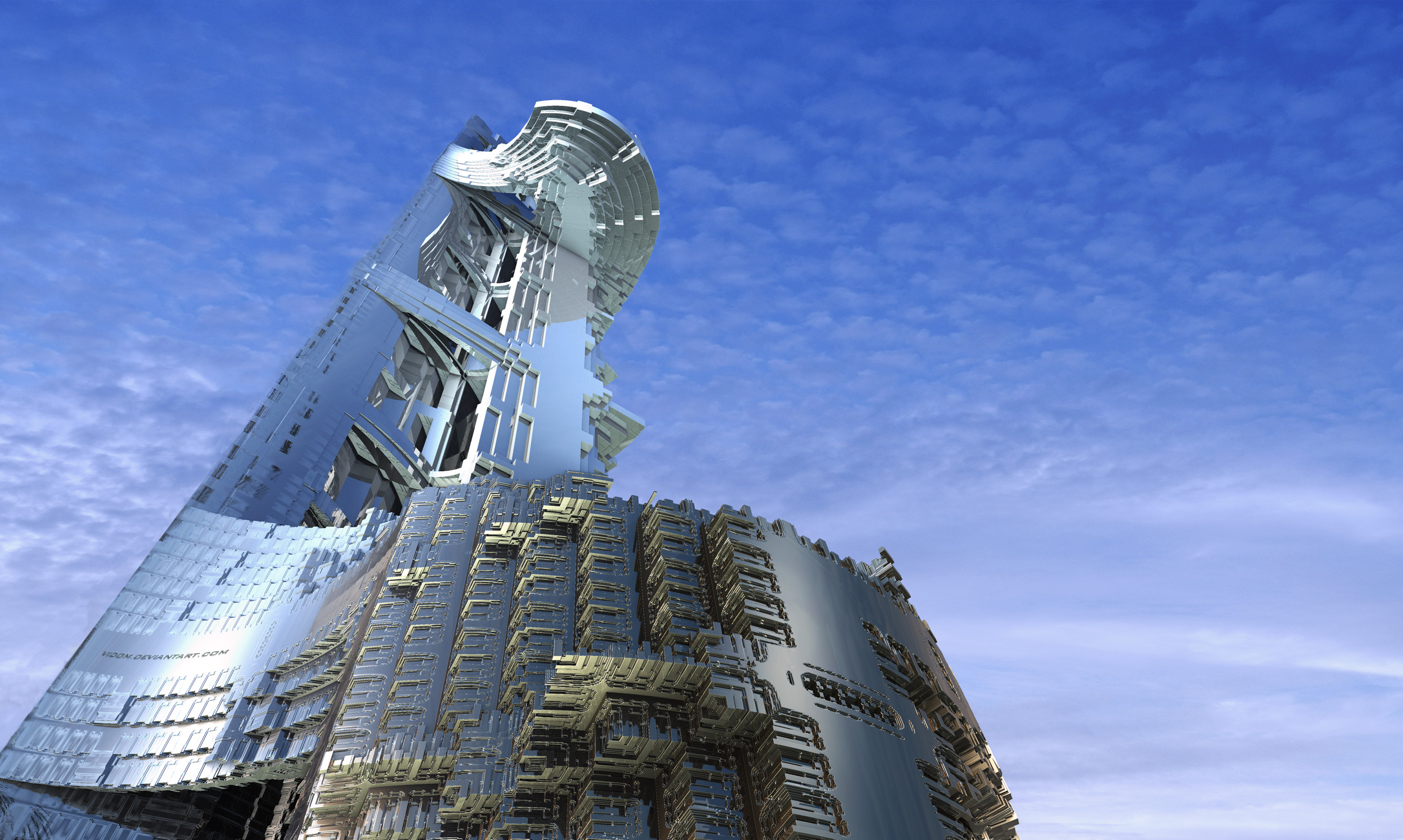 Babel Corp. by Vidom