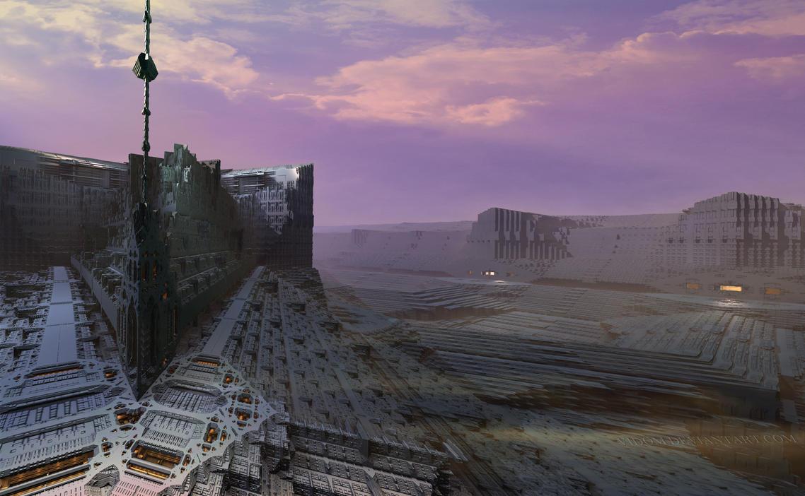 Terraforming diaries - A boring day on Eta Hydri 4 by Vidom
