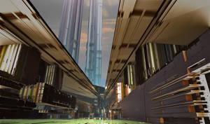 Faraway Towers