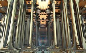 Fractal Vault by Vidom