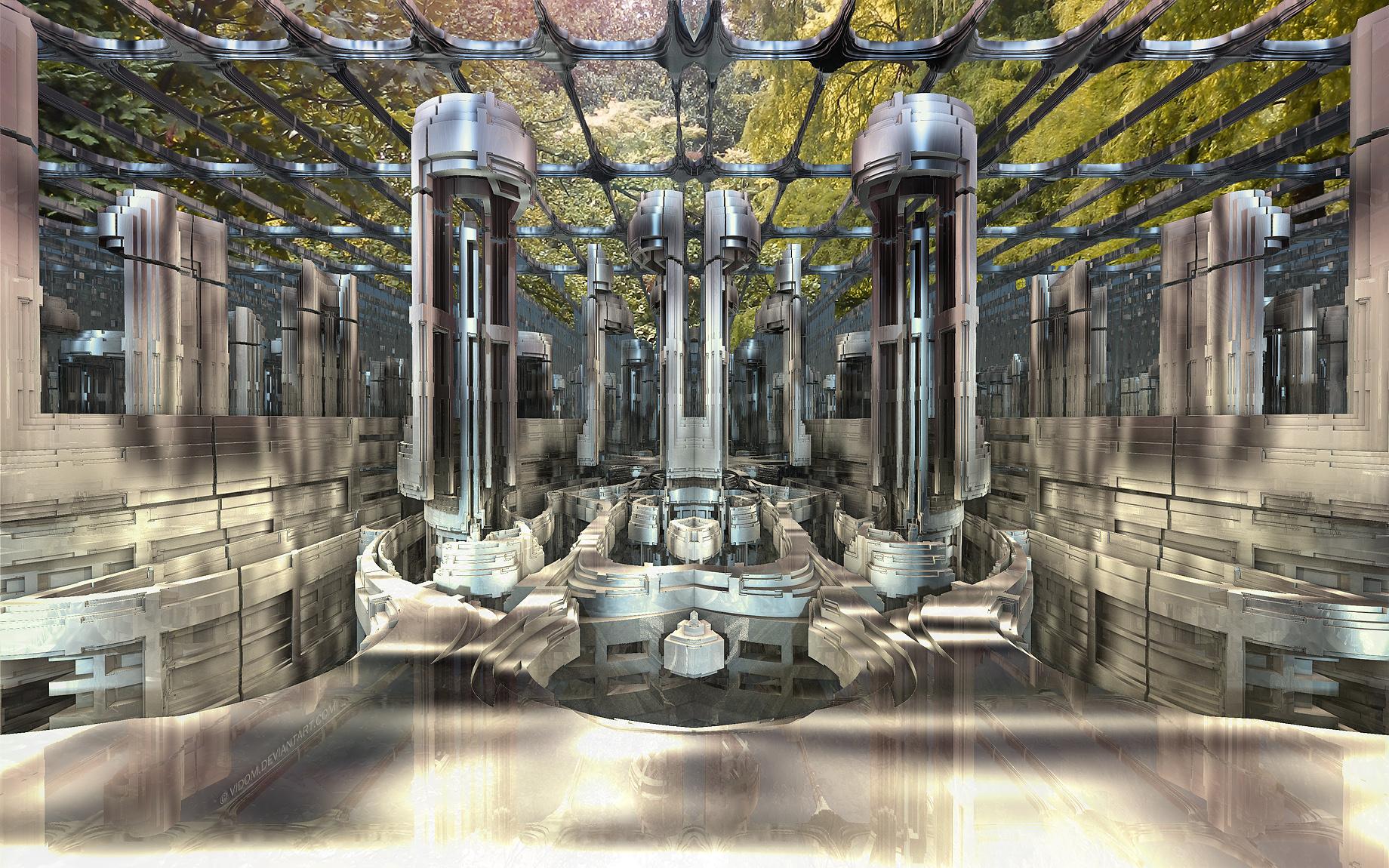 Arboretum Control Center by Vidom
