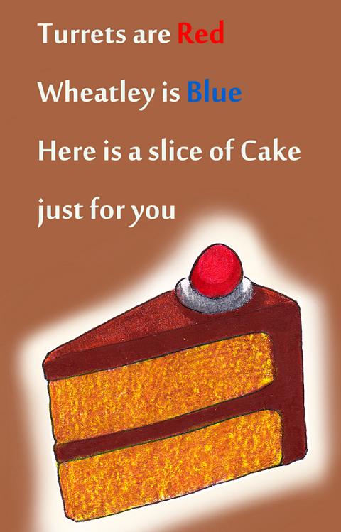 Cake Valentine by FullmetalDevil