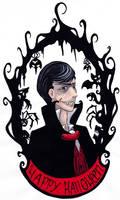 Maxwell Halloween