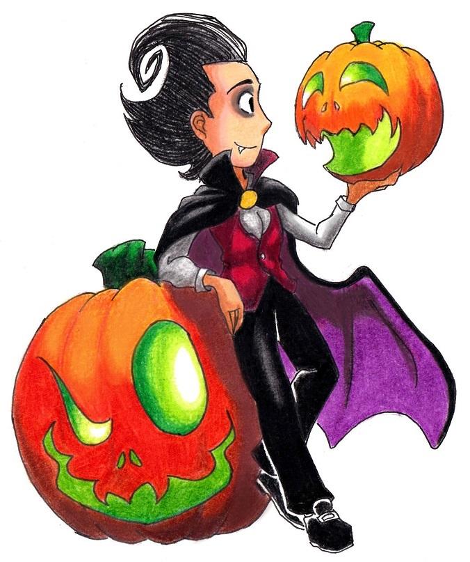 Wilson Halloween by FullmetalDevil
