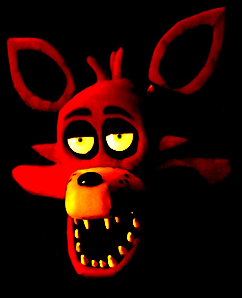 Foxy by FullmetalDevil