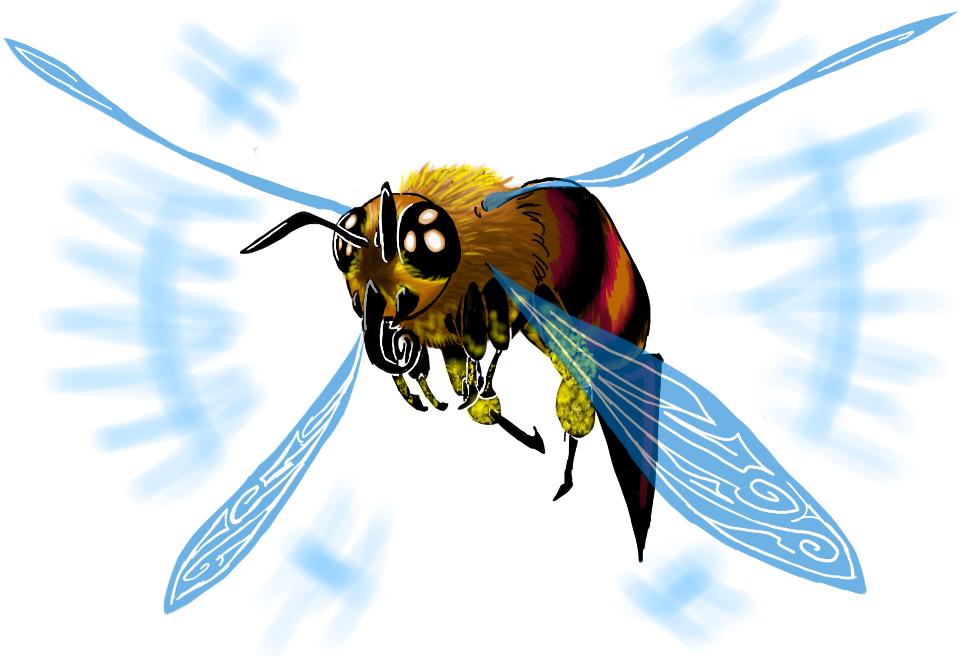 Bee by FullmetalDevil