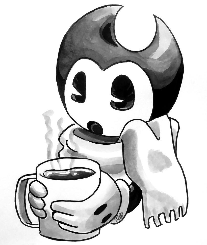 A Little Warm Cuppa by FullmetalDevil