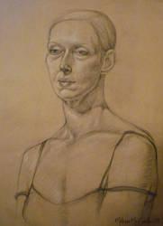 Portrait study by Underpants
