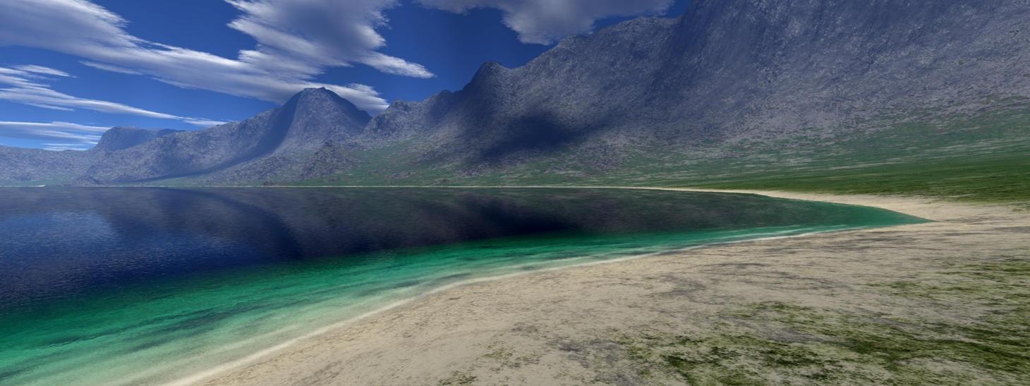 The Beach Dual by rycher