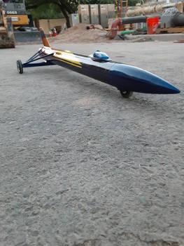 Model rocketcar 01