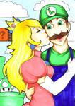 Luigi, you dog.