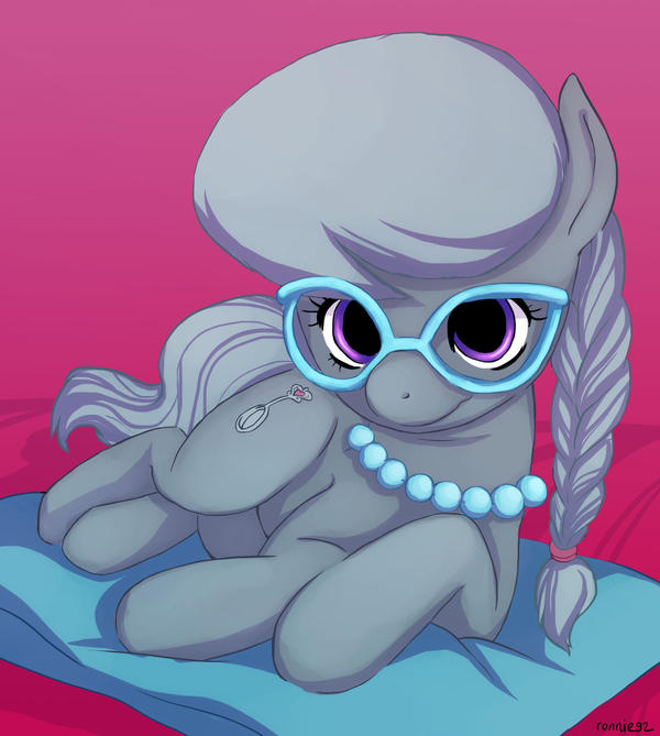 Silver Spoon by ronnie92
