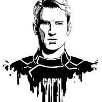 Avengers in Ink: Captain America