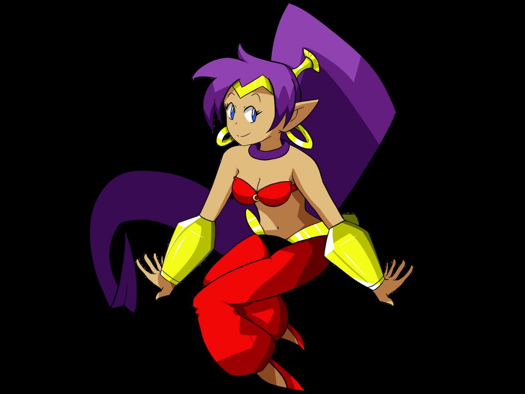 Shantae by yichiau
