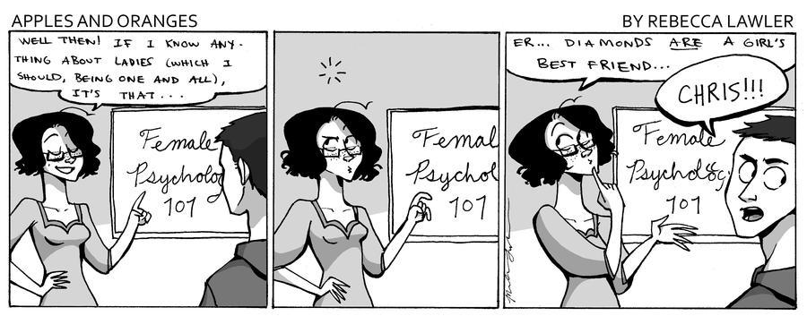 Psychology Female 3