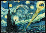 Gotham Starry Night