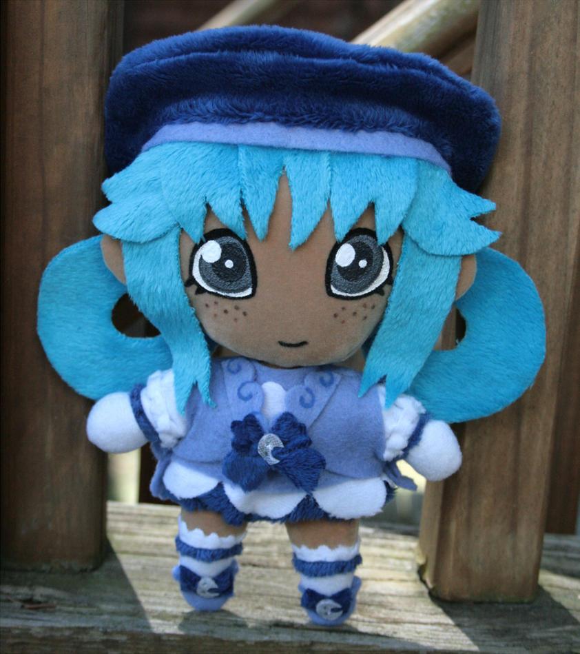 Magical Girl OC Plush by Nikicus