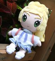 Z-Powered Lillie Plush by Nikicus