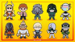 Chibi! Boku No Hero Academia (4/12)