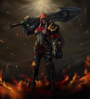 Darksiders femWAR