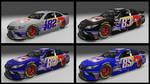 Red Bull Racing Fictional Schemes by ChrisMaley0