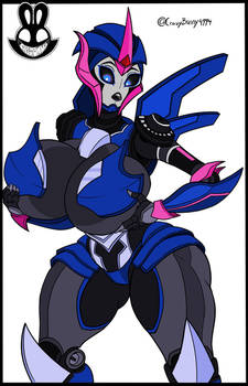Arcee's Armour Troubles