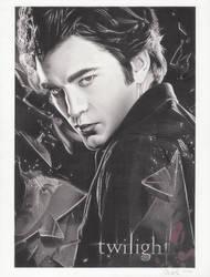 Edward Cullen by mhprice