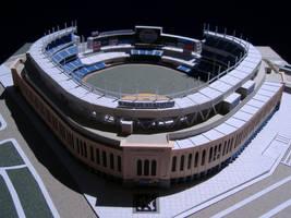 Yankee Stadium Model - 2