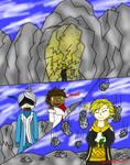 Pokemon Go Comic- Spark's Strength