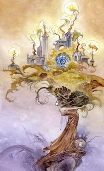Tarot: Ten of Wands