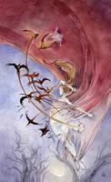 Ten of Swords by puimun
