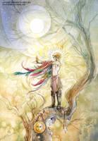 Sun Worship by puimun