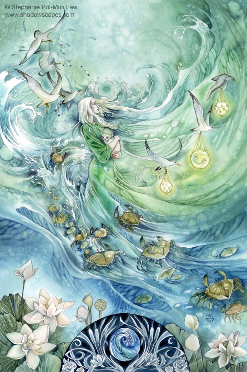 Zodiac - Cancer by puimun