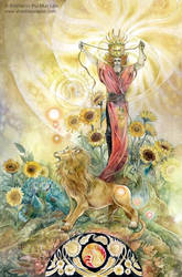 Zodiac - Leo by puimun
