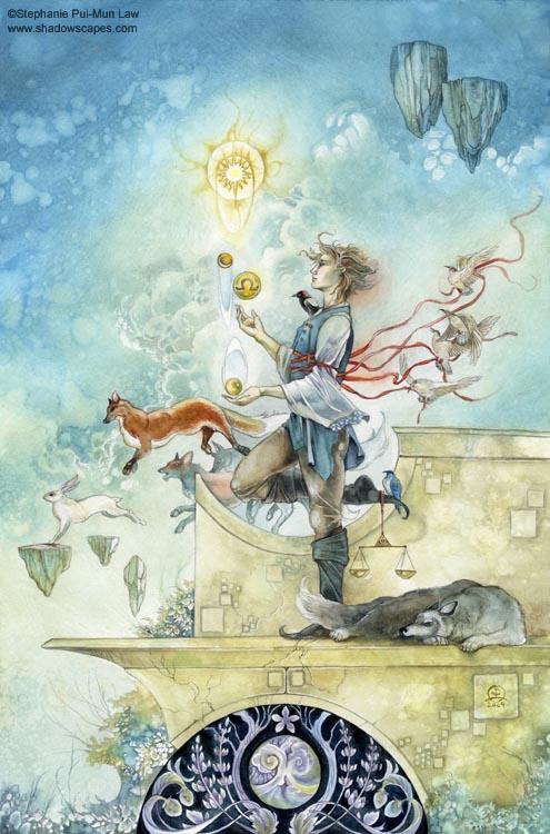 Zodiac - Libra by puimun