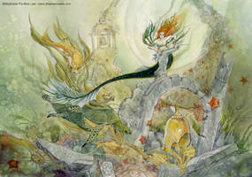 Forgotten Bells of Ys by puimun