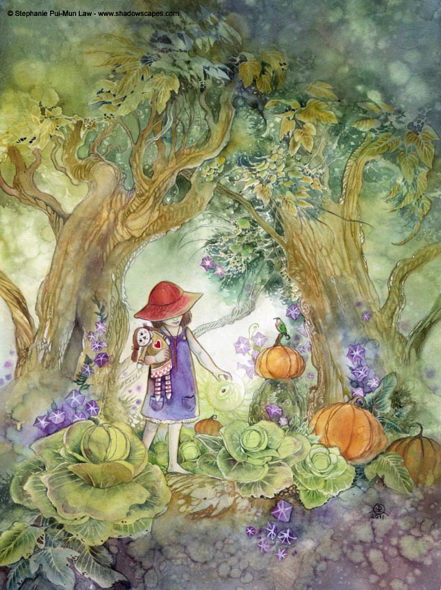 Garden by puimun