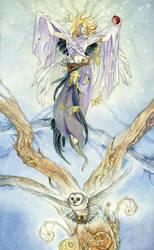 2 - The High Priestess by puimun
