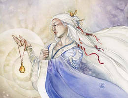 L5R: Jurojin's Amulet by puimun