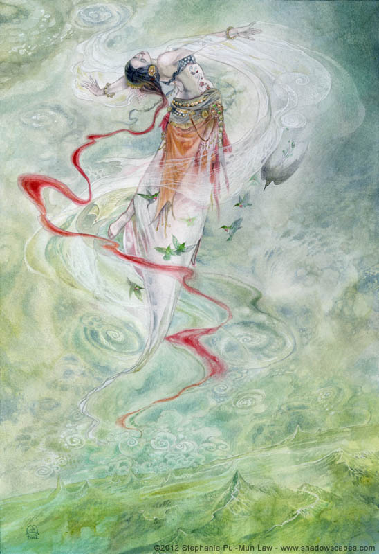 Dreamdance: Joy by puimun