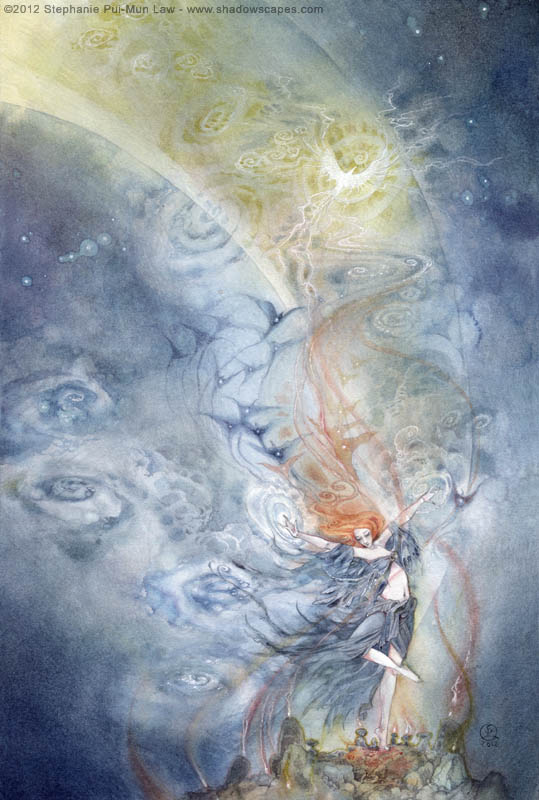 Dreamdance: The Storm by puimun