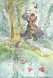 Dreamdance: The Trickster by puimun