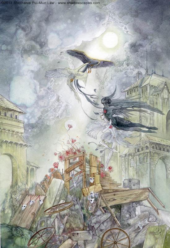 Dreamdance: The Innocent by puimun